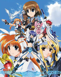 Magical Lyrical Nanoha StrikerS